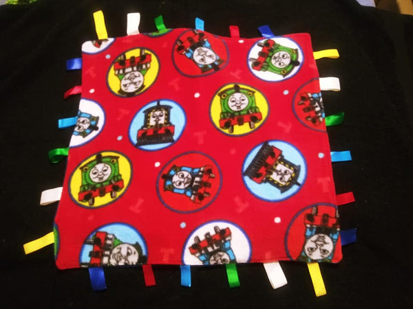 Thomas the Train Lovey blanket with tags
