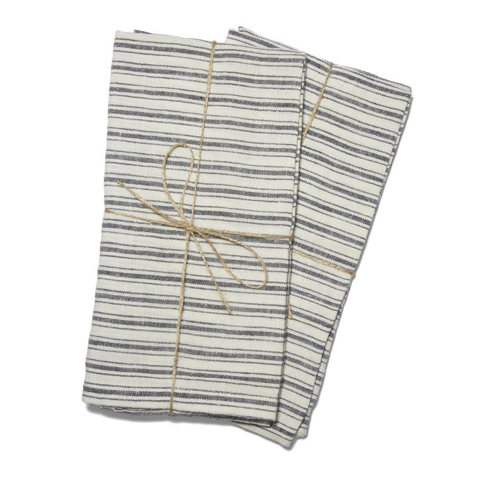 Boat Stripe Towel Set - Two