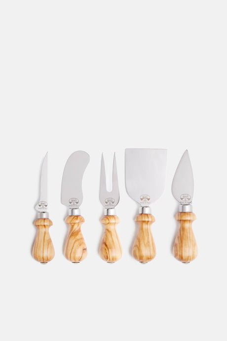 Cheese Knife Set - Five