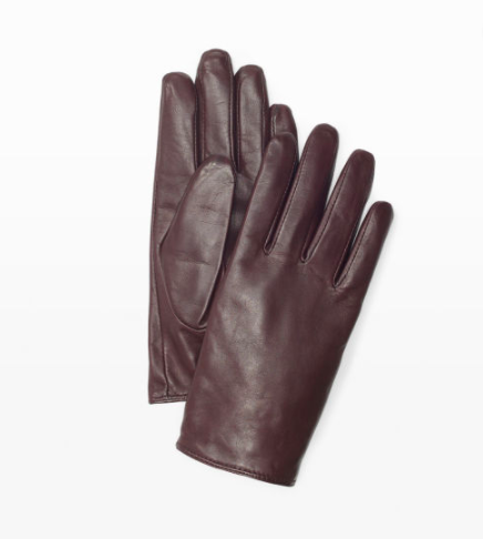 Claudia Leather Gloves