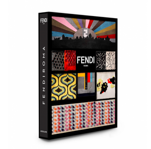Fendi Roma Hardcover Book
