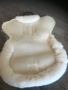 Active soft wool gel pad