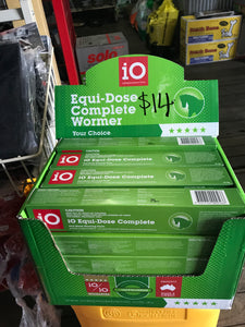 Equi-Dose Complete Wormer