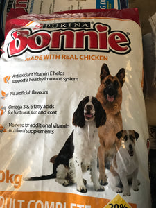 Bonnie Working Dog and Complete