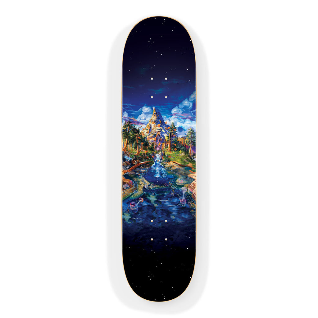 DMT MOUNTAIN SKATE DECK
