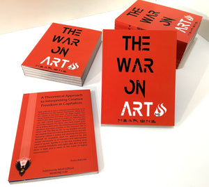 THE WAR ON ART BOOK PACKAGE