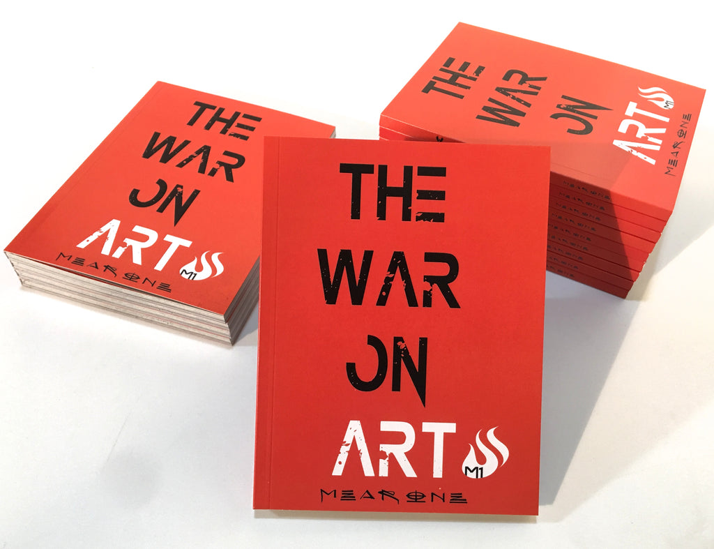 THE WAR ON ART