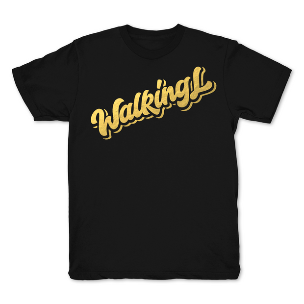 Walking L Black Limited T shirt