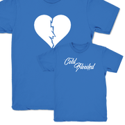 Cold Blooded Royal Blue T shirt