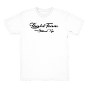 Flight Team White T shirt