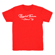 Flight Team Red T shirt