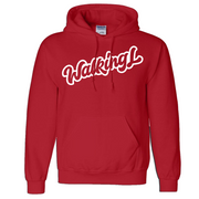 Walking L Red Hoodie