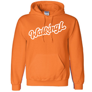 Walking L Orange Hoodie
