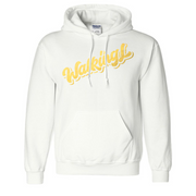 Walking L Limited White Hoodie