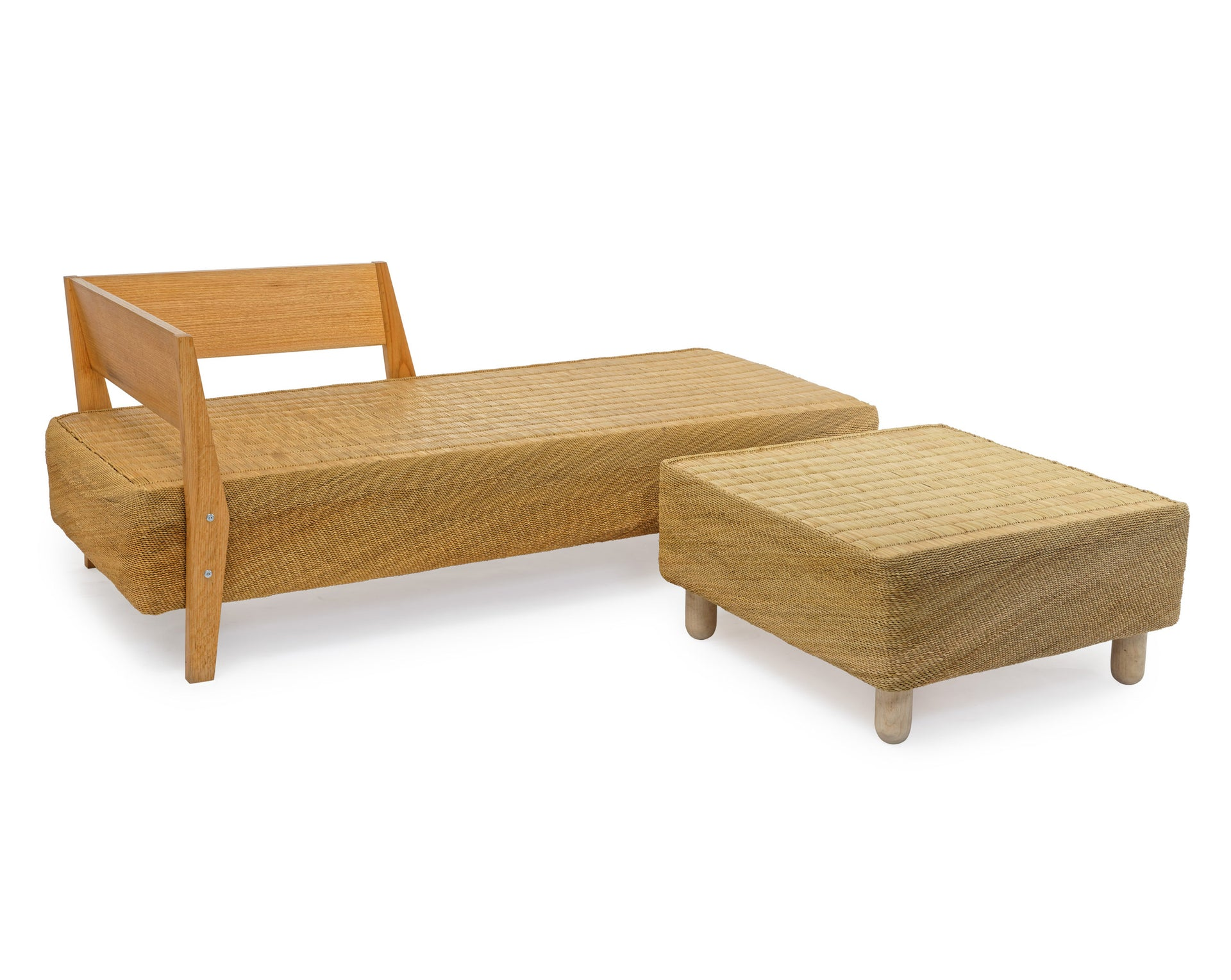 Kauna Day Bed with back rest