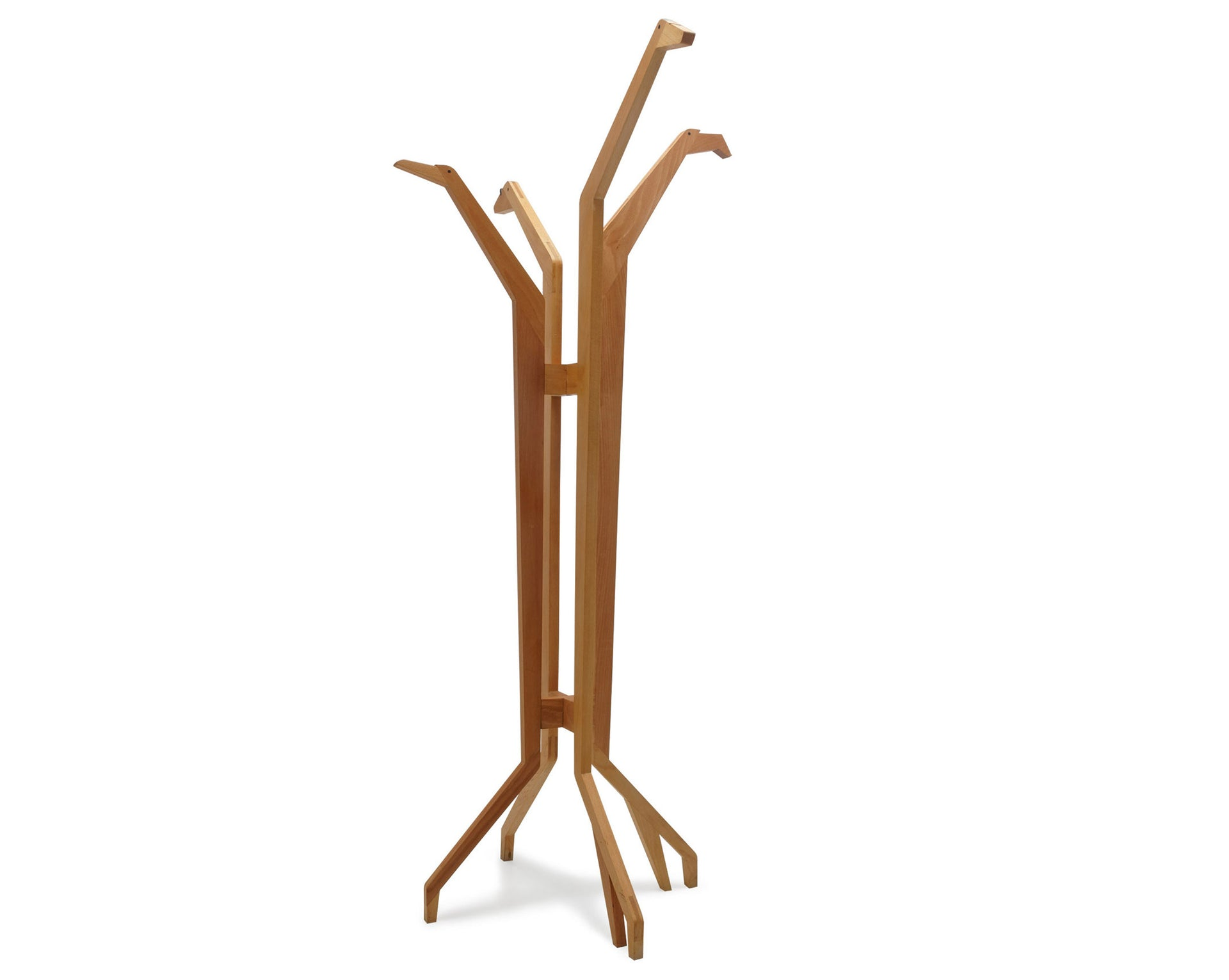 Flock Coat Hanger