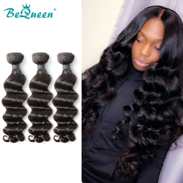 8A Virgin Hair Weave Peruvian Natural Wave Human Hair Extensions