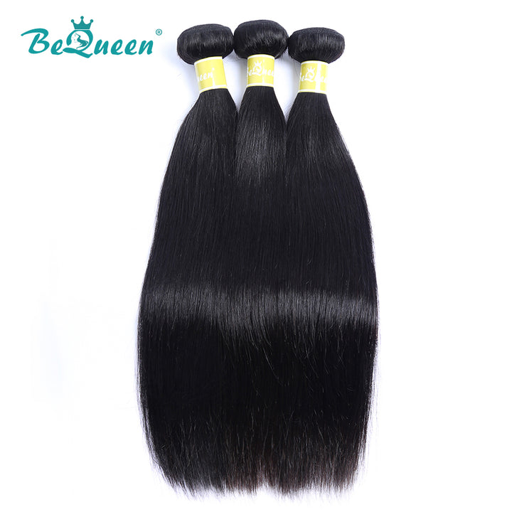 10A Peruvian 100% Virgin Hair Weave Straight Hair Bundles Deal