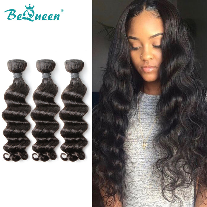 8A Virgin Hair Weave Brazilian Natural Wave Hair Extensions