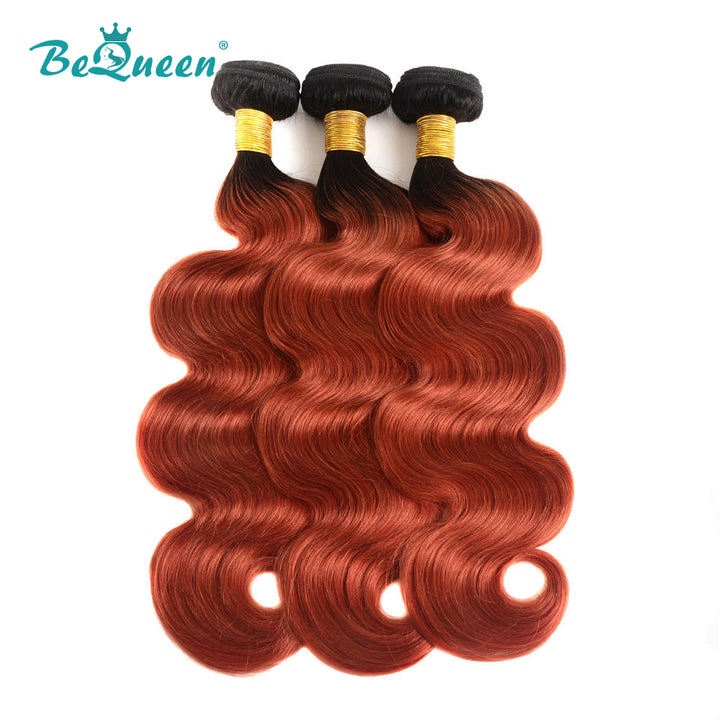10A Color Color #1B/#350 Body Wave 100% Human Hair Weave