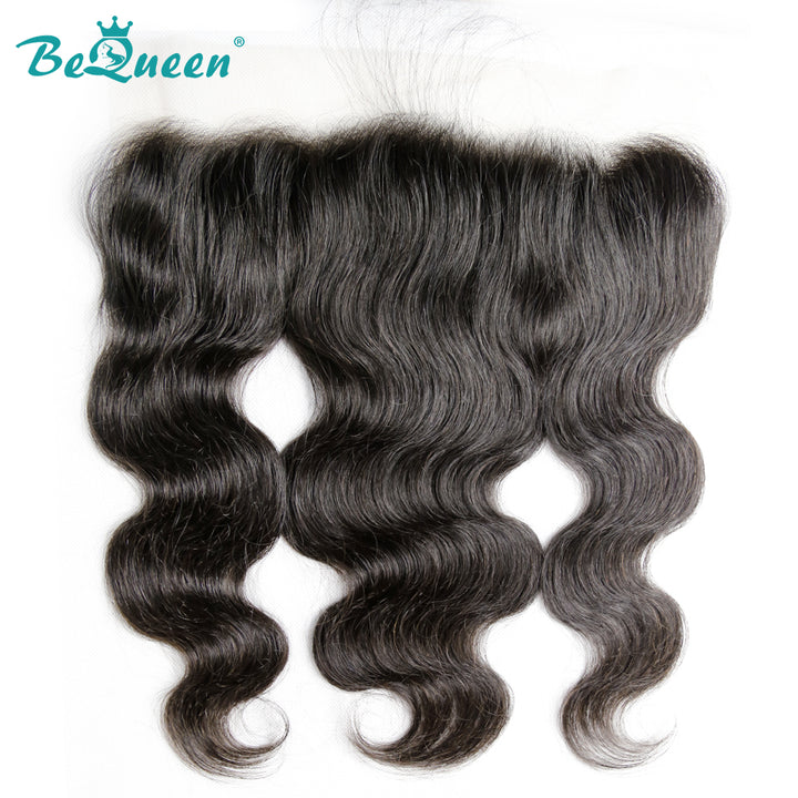 Body Wave Pre-plucked Transparent Lace ear to ear Frontal 13x4 & 13x6 with Baby Hair