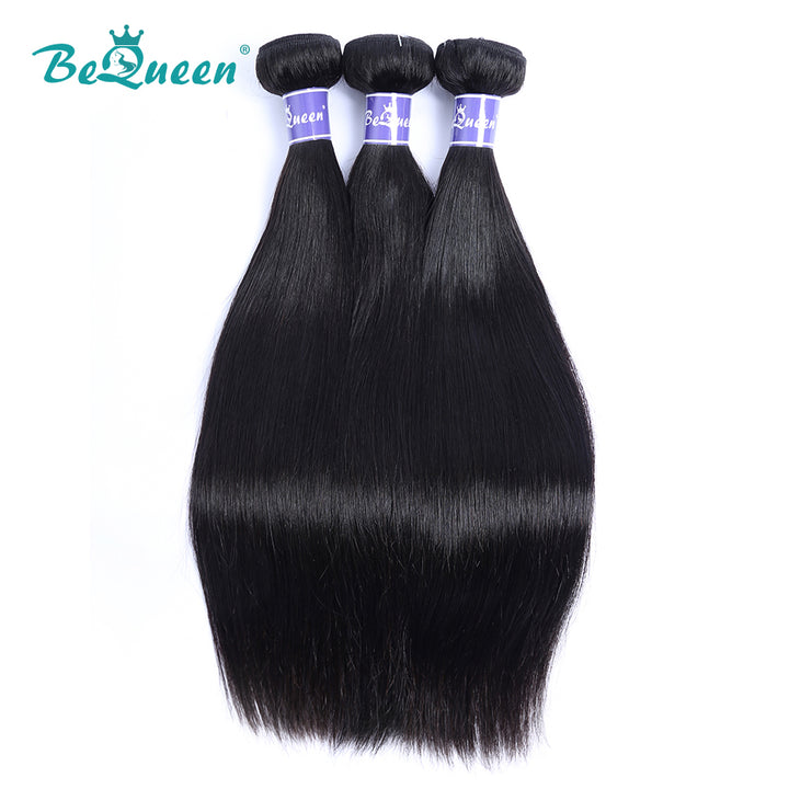 10A Eurasian 100% Virgin Hair Weave Straight Hair Bundles Deal