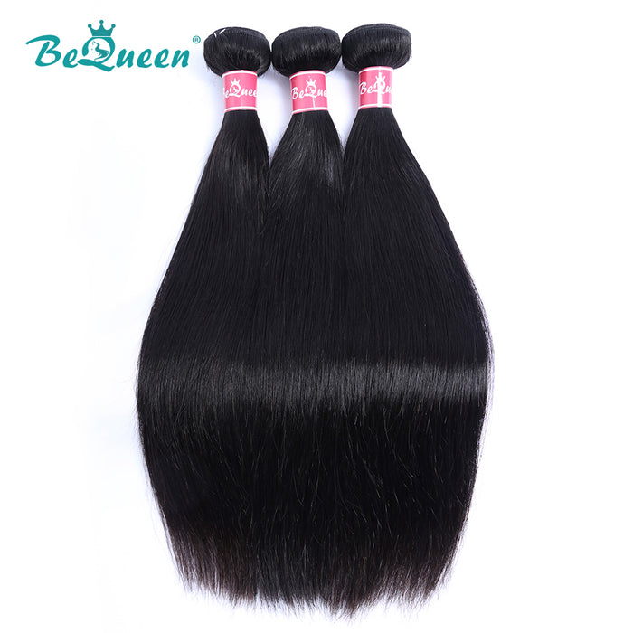 10A Malaysian 100% Virgin Hair Weave Straight Hair Bundles Deal