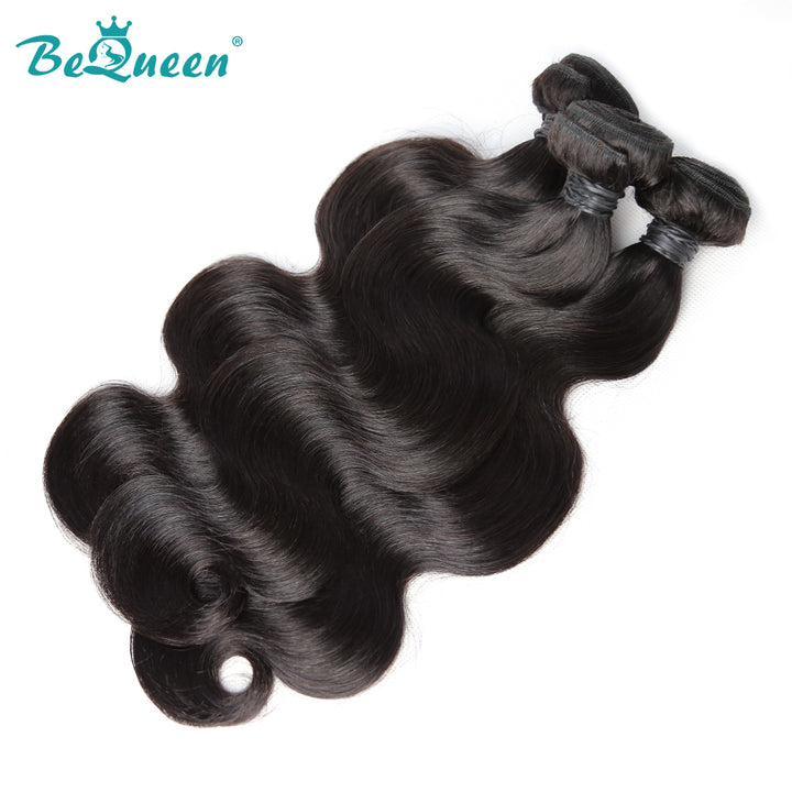 8A Virgin Hair Weave Malaysian Body Wave Human Hair Extensions
