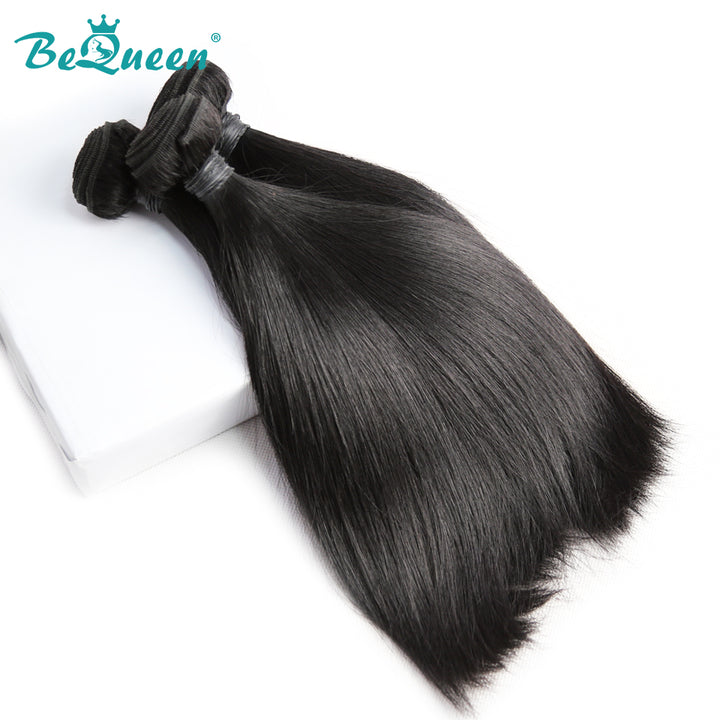 8A Virgin Hair Weave Malaysian Straight Human Hair Extensions