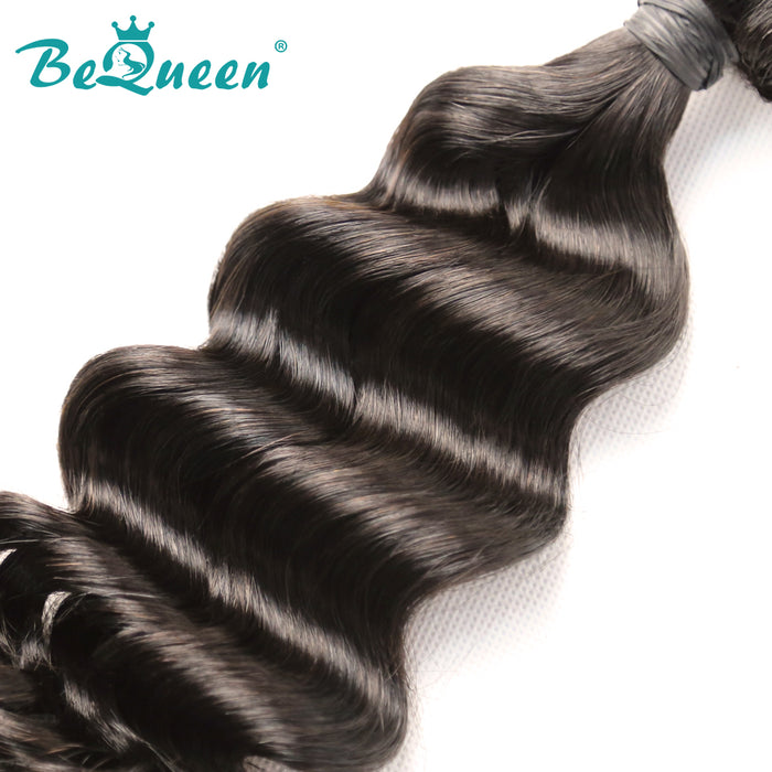 【Bequeen】10A Brazilian 100% Virgin Hair Natural Wave Bundles 8-30 inches available - Bequeen Office Store