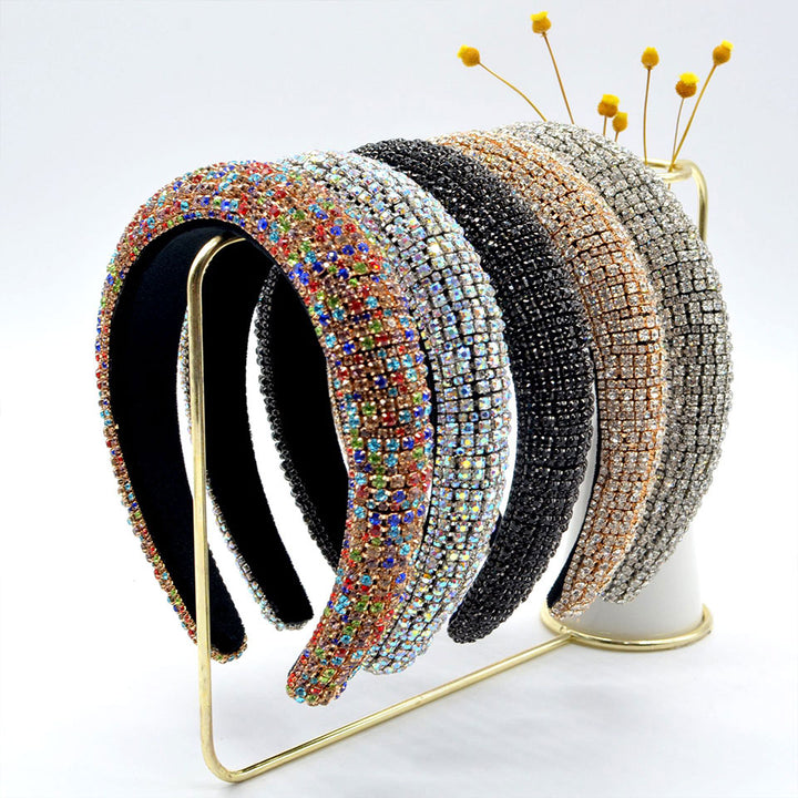 Hairbands Rhinestones Headband for Women