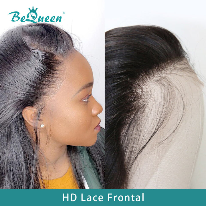 Undetectable Lace HD Lace Pre-Plucked 13x4 Lace Frontal Straight, Body Wave