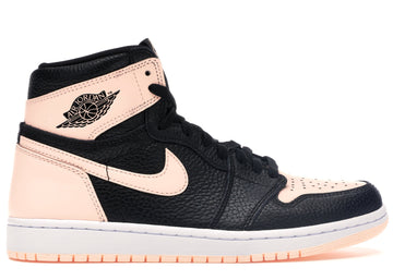 Jordan 1 Retro High Black Crimson Tint