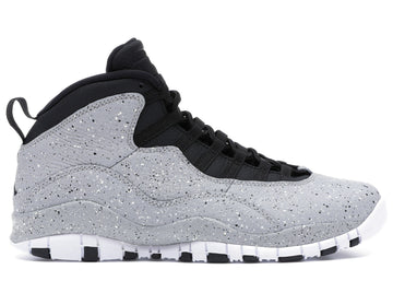 Jordan 10 Retro Light Smoke Grey
