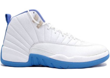 Jordan 12 Retro  University Blue 2016 (GS)