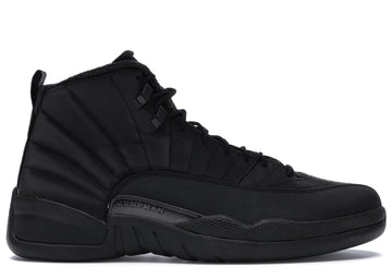 Jordan 12 Retro Winter Black