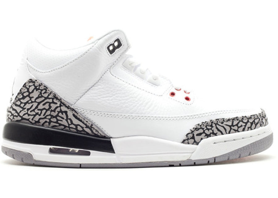 Jordan 3 Retro White Cement 2011 (GS)
