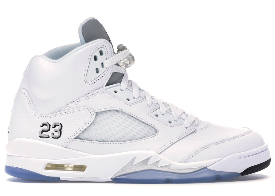 Jordan 5 Retro Metallic White (2015)