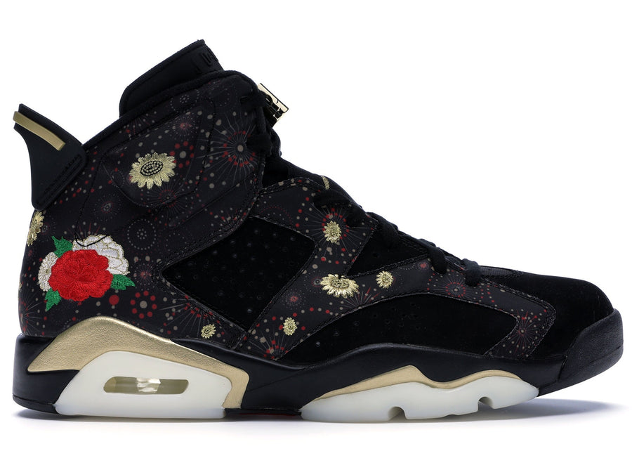 Jordan 6 Retro Chinese New Year (2018)