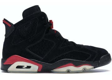 Jordan 6 Retro Black Varsity Red (2010)