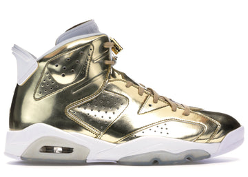 Jordan 6 Retro Pinnacle Metallic Gold