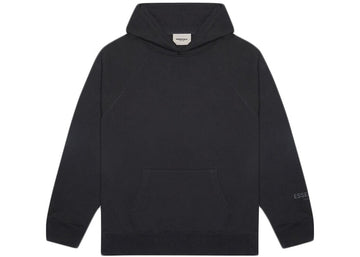 FEAR OF GOD ESSENTIALS Core Pullover Hoodie Dark Slate/Stretch Limo/Black