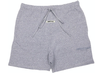 FEAR OF GOD ESSENTIALS Sweat Shorts Light Heather Grey