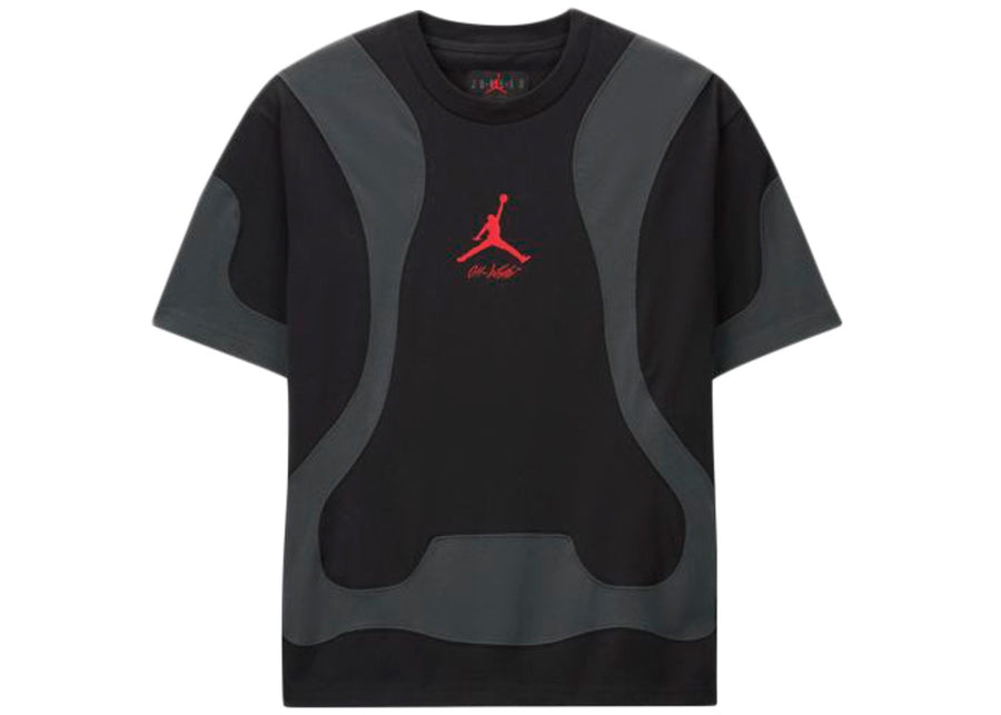 OFF-WHITE x Jordan Tee (Black)