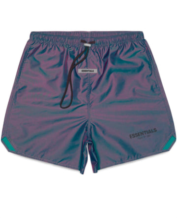 FEAR OF GOD ESSENTIALS Volley Shorts Iridescent