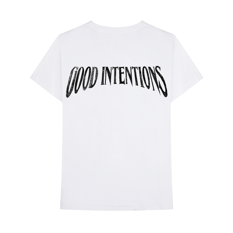 "Nav Good Intentions ""Sketches"" Tee x Virgil Abloh"