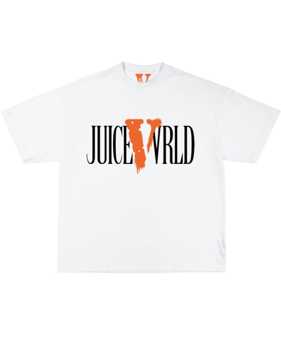 Juice Wrld x Vlone T-Shirt White