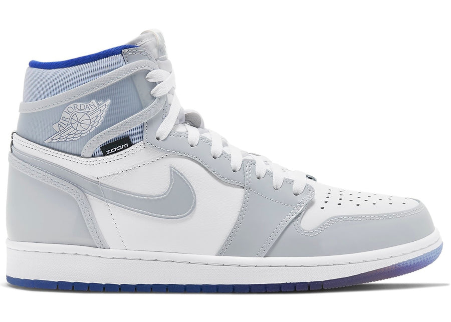Jordan 1 Retro Zoom White Racer Blue