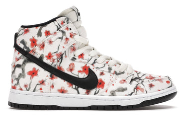 Nike Sb Dunk High Cherry Blossom