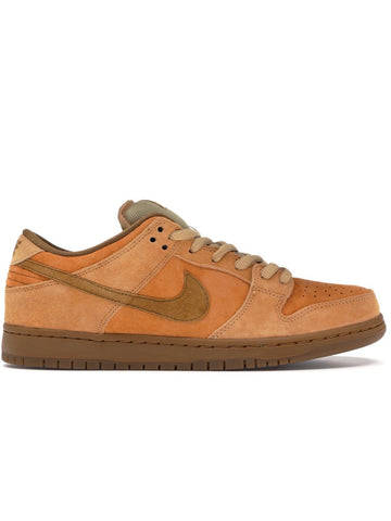 Nike SB dunk low Wheat 2017